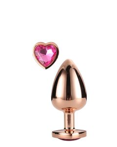 Rose Buttplug Gleaming - M