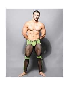 Andrew Christian MASSIVE Network Net Legging