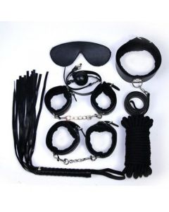 Bondage Kit Toyz4Lovers - Zwart