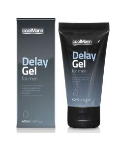 CoolMann Delay Gel 40ml*