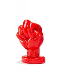 FF Fist Buttplug - Rood