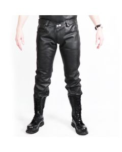 Mister Mitch Leather Jeans