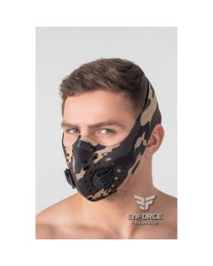 Maskulo Enforce Mask - Camouflage