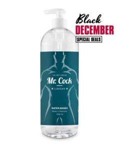Mr. Cock Extra Dik Glijmiddel - 1 Liter