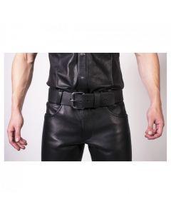 Prowler RED Premium Wide Belt Black