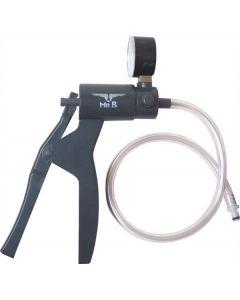Pump Equipment Mister B Pomp Met Meter