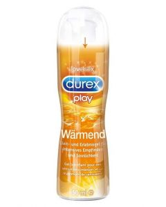 Durex Play Warming Glijmiddel 50ml