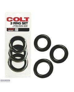 Colt 3 Cockringen Set