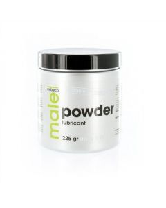 MALE POWDER GLIJMIDDEL 225 GRAM