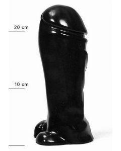 All Black 48 Dildo - 22 cm