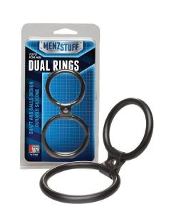 Menzstuff Dual Rings Black