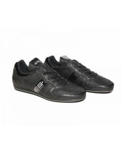 ES Leather Sneakers Black
