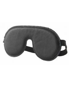 Leather Eyemask Black