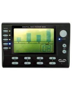 Electro Sex 4 Kanaals Powerbox Set Met LCD Display
