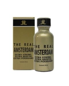 The Real Amsterdam Extra Strong Poppers - 30ml