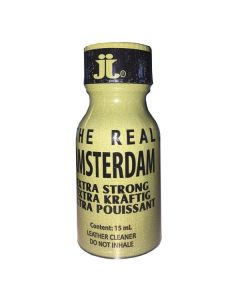 The Real Amsterdam Extra Strong Poppers - 15ml