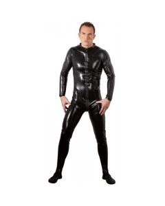 Latex Overall met Tweezipsrits