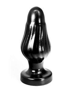 Buttplug XL Corny -Black - 22,5 cm