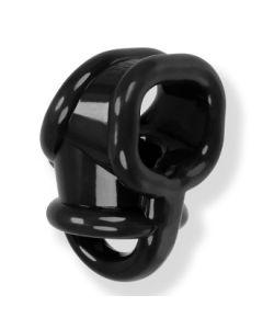 Oxballs Ballsling Ball-Split-Sling - Zwart
